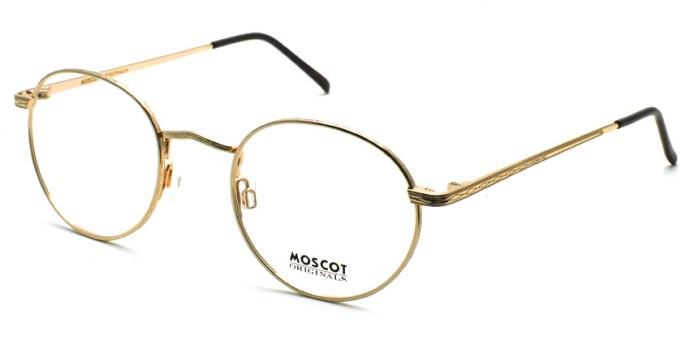 MOSCOT  /  DOV  /  Gold  /  ¥28,000 +tax