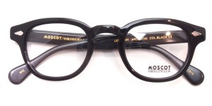 MOSCOT  /  LEMTOSH  /  BLACK  /  ¥27,000 + tax