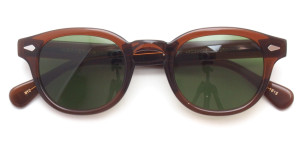 MOSCOT / LEMTOSH Sun / BROWN - C.A.GREEN / ¥34,000 + tax