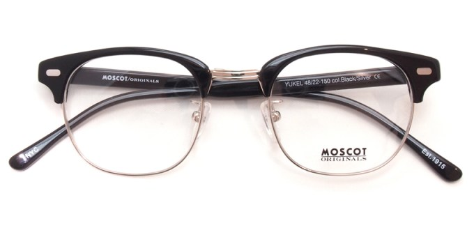 MOSCOT  /  YUKEL /  BLACK  /  ¥28,000 + tax