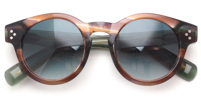 MOSCOT  /  GOVERNOR  /  CAAMELEON  /  ¥31,000 + tax
