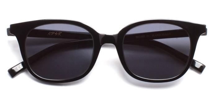 A.D.S.R. / MONK01 / Shiny Black / ¥18,000 + tax