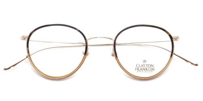 CLAYTON FRANKLIN  /  606  /  GP/HB  /  ¥30,000 + tax