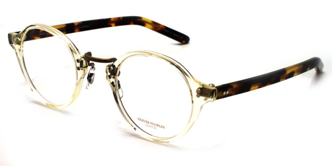 OLIVER PEOPLES / 1955 / BECR/DTB / ¥31,000 + tax