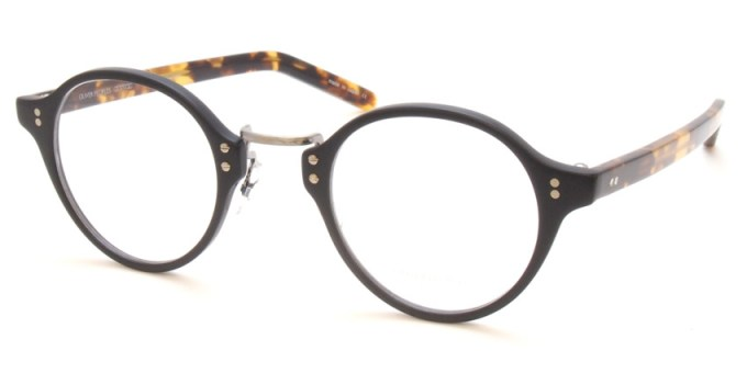 OLIVER PEOPLES / OP-1955 / MBK - DTB  / ¥31,000 + tax