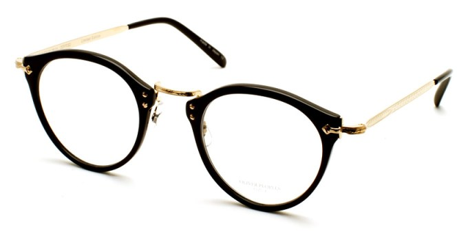 OLIVER PEOPLES /  505  /  BK   /  ¥31,000 + tax