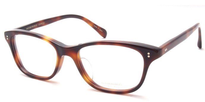 OLIVER PEOPLES /  ASHTON - J  /  DM  /  ¥28,000 + tax