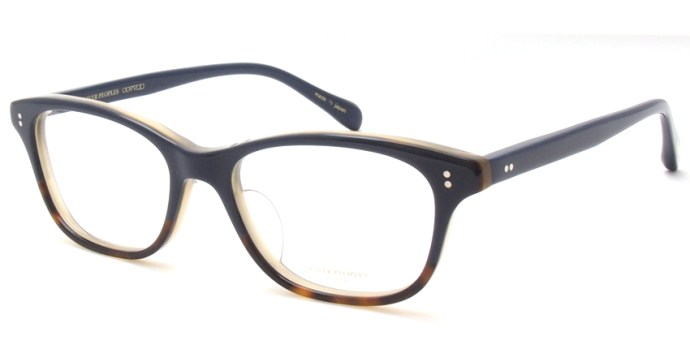 OLIVER PEOPLES /  ASHTON - J  /  NVH  /  ¥28,000 + tax
