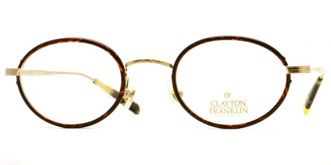 CLAYTON FRANKLIN / 559 / GP / ¥31,500 + tax