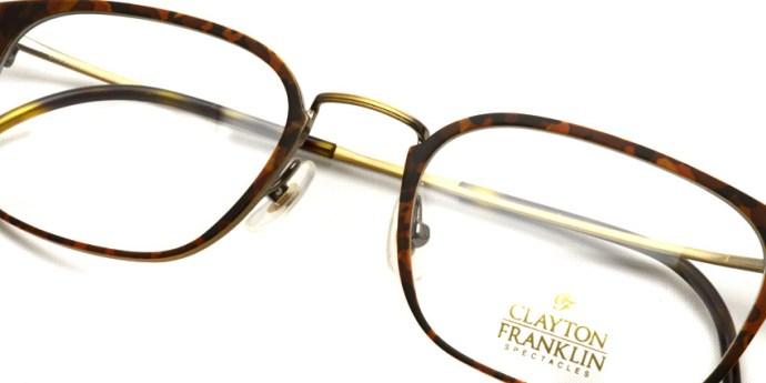 CLAYTON FRANKLIN / 602 /  AGP  / ¥32,000 + tax