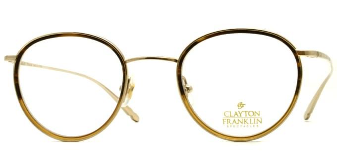 CLAYTON FRANKLIN / 606 / GP/HB / ¥30,000 + tax