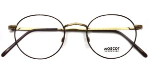 MOSCOT / DOV / Tortoise/Antique Gold / ¥28,000 + tax