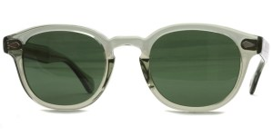 MOSCOT / LEMTOSH Sun / SAGE - G15 / ¥30,000 + tax