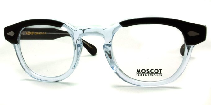 MOSCOT  /  LEMTOSH  /  BLACK - CRYSTAL  /  ¥27,000 + tax