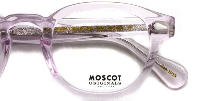 MOSCOT / LEMTOSH / BLUSH / ¥27,000 + tax