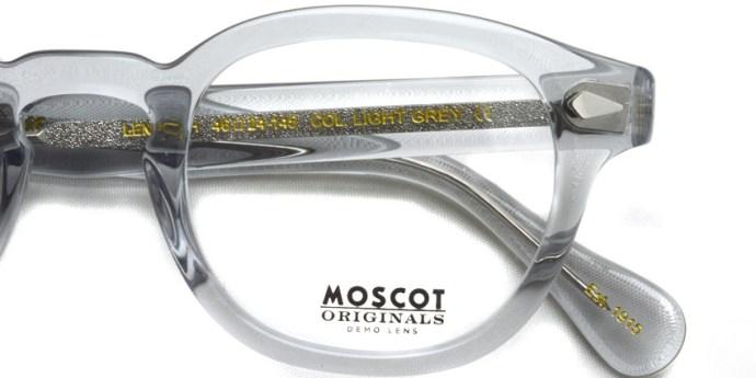 MOSCOT / LEMTOSH / LIGHT GREY / ¥27,000 + tax