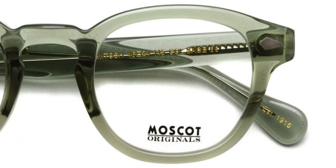 MOSCOT  /  LEMTOSH  / SAGE  /  ¥27,000 + tax