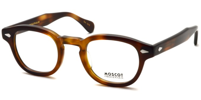 MOSCOT  /  LEMTOSH  /  TOBACCO  /  ¥27,000 + tax