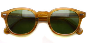 MOSCOT / LEMTOSH Sun / BLONDE - C.A.GREEN / ¥34,000 + tax