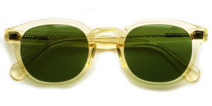 MOSCOT / LEMTOSH Sun / FLESH - C.A.GREEN / ¥34,000 + tax