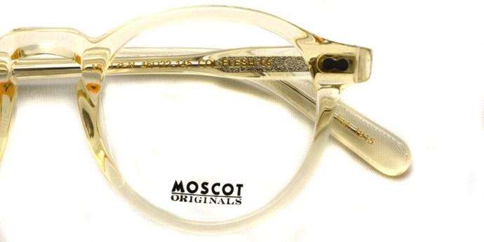 MOSCOT / MILTZEN / FLESH / ¥27,000 + tax