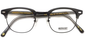 MOSCOT / YUKEL / GREY - BLACK / ¥28,000 + tax