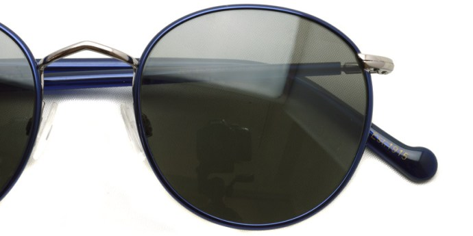 MOSCOT  /  ZEV Sun  /  Sapphire - Pewter - G15 /  ¥31,000 + tax