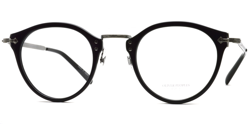OLIVER PEOPLES / 505 / BKP / ¥31,000 + tax