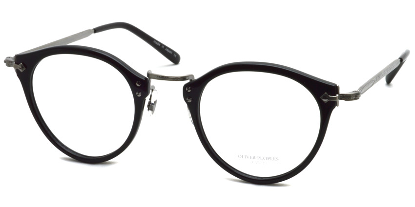 OLIVER PEOPLES / 505 / BK/P / ¥31,000 + tax