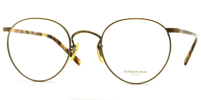 OLIVER PEOPLES / OP-78 / Antique Gold  /  ¥30,000 + tax