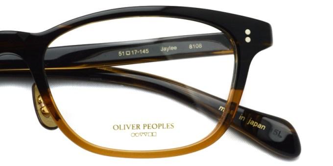 OLIVER PEOPLES /  JAYLEE  /  8108  /  ¥29,000 + tax
