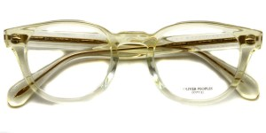 OLIVER PEOPLES / SHELDRAKE-J / BECR / ¥29,000 + tax