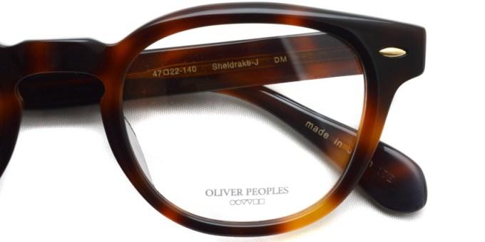 OLIVER PEOPLES / SHELDRAKE-J / DM / ¥29,000 + tax