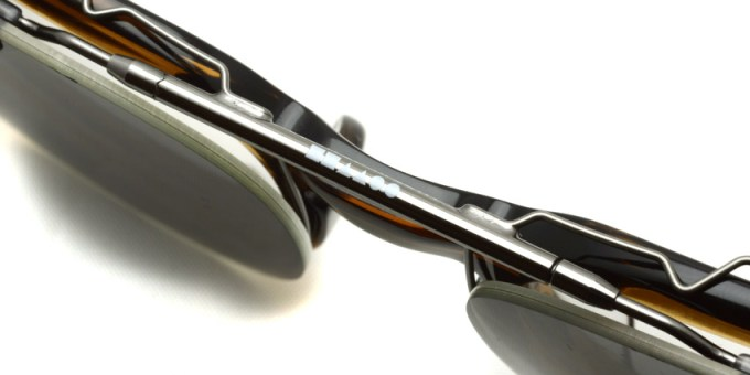 OLIVER PEOPLES / SHELDRAKE Clip / Gun - G12 / ¥14,000 + tax