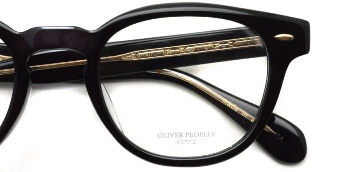 OLIVER PEOPLES / SHELDRAKE-J / BKG / ¥29,000 + tax