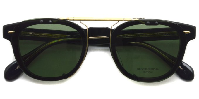 OLIVER PEOPLES / SHELDRAKE Clip / AG - GR15 / ¥14,000 + tax