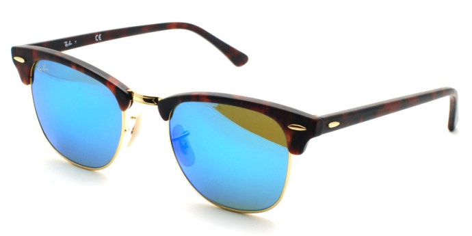 "RayBan  /  RB3016 ""CLUBMASTER"" / 1145/17  / ¥24,000 + tax"