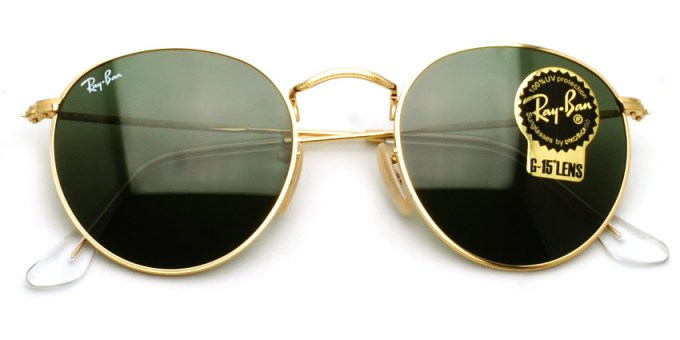 "RayBan  /  RB3447 ""ROUND METAL"" / 001 / ¥21,000 + tax"