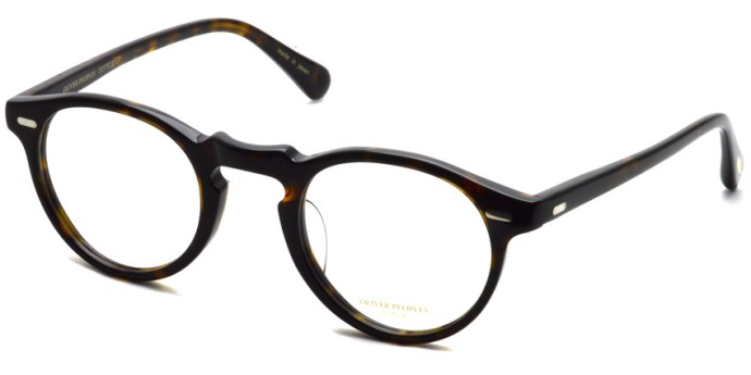 OLIVER PEOPLES / GREGORY PECK -J / 362 / ¥30,000 + tax