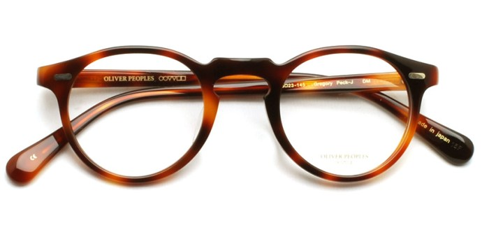 OLIVER PEOPLES / GREGORY PECK -J / DM / ¥30,000 + tax