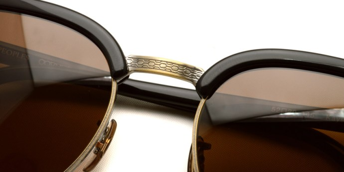 OLIVER PEOPLES /  KAYSON  /  BKAG-BROWN  /  ¥32,000 + tax