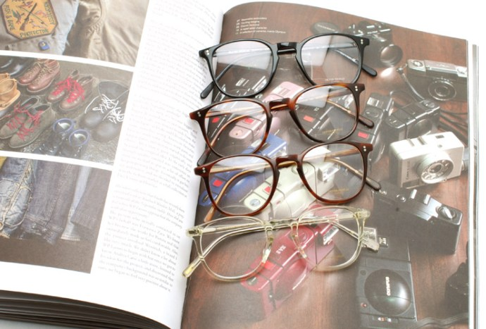 OLIVER PEOPLES / FINLEY-P-CF