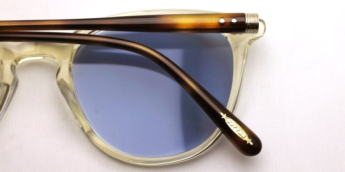 OLIVER PEOPLES /  CAVAN  /  BECR - BLU   /  ¥34,000 + tax