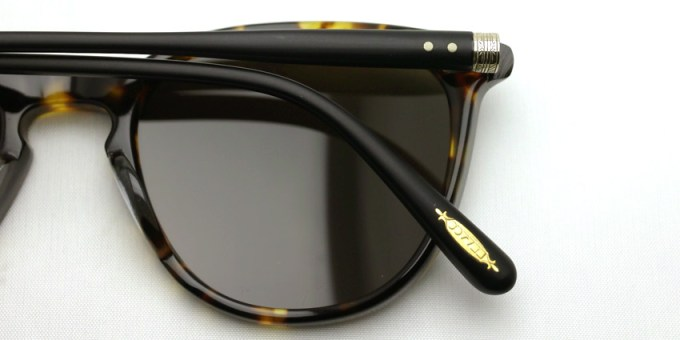 OLIVER PEOPLES /  CAVAN  /  DTB - GRY   /  ¥34,000 + tax