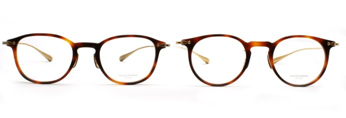 OLIVER PEOPLES / STILES (L) & MARETT (R)