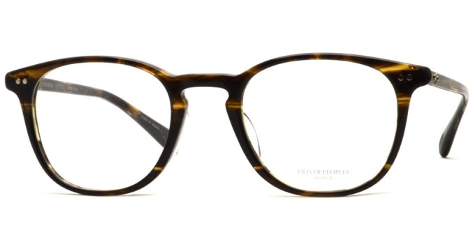 OLIVER PEOPLES x MILLER'S OATH  / Sir FINLEY / color* COCO2/AG / ¥32,000 + tax