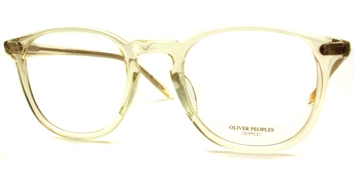 OLIVER PEOPLES / FINLEY - P -CF / BECR / ¥26,000 + tax