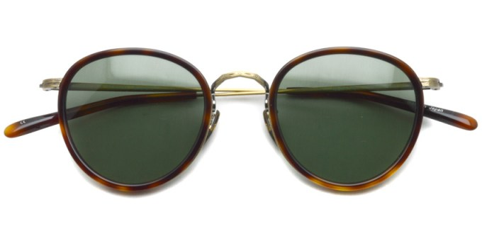 OLIVER PEOPLES / MP-2 Sun / DM - G15 Polar / ¥35,000 + tax