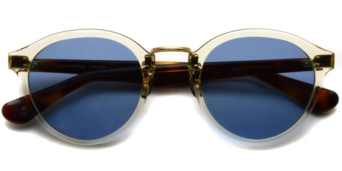 OLIVER PEOPLES /  LAMBEAU  /  BECR  / ¥35,000 + tax