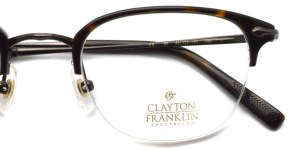 CLAYTON FRANKLIN / 590 / BR / ¥30,000 + tax